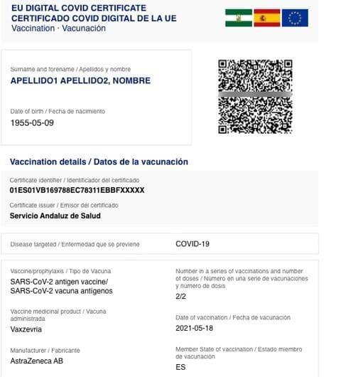 11Viajar a Egipto Certificado de vacunación contra la COVID-19 - Viajes GoPro